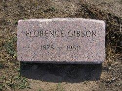Mary Frances Florence <i>Spurlock</i> Gibson