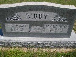 Bartley Pierce Bibby
