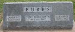 Grace <i>Burks</i> Austin