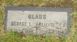 Mrs Elizabeth Alice Lizzie <i>Aiken</i> Glass