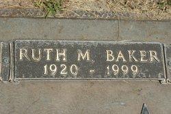 Ruth Myrtle <i>Baker</i> Allred