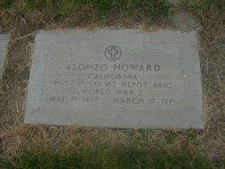 Allen Alonzo Lonnie Howard