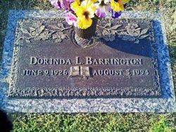 Dorinda L <i>Slate</i> Barrington