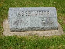 Alma M. <i>Schmitt</i> Asselmeier