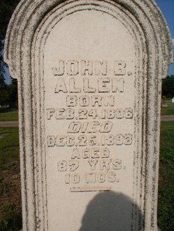 John Boswell Allen