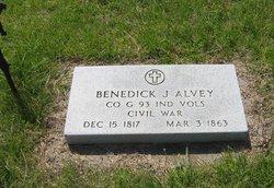 Benedick Joseph Alvey