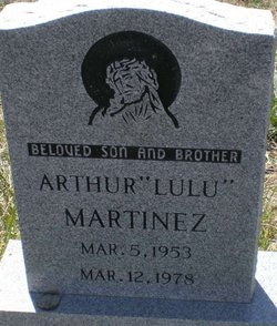 Arthur Lulu Martinez