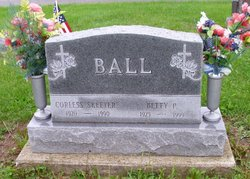 Betty Pauline <i>Carrier</i> Ball