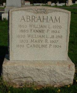 Fannie P. Abraham