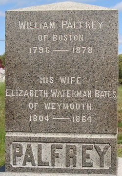 Elizabeth Waterman <i>Bates</i> Palfrey