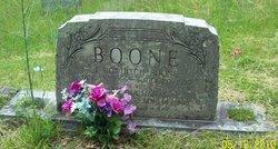 Sinia Louise <i>Buchanan</i> Boone