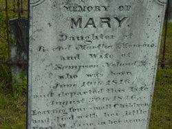Mary <i>Morrow</i> Noland