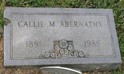 Callie Mae <i>Partridge</i> Abernathy