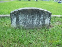 Evander J. Campbell