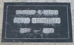 Peter Henry Nicholson