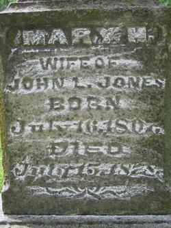 Mary Harris <i>Tooley</i> Jones
