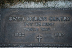 Owen Myron Gentry