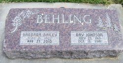 Ray Johnson Behling