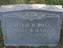 Melvin Nephi Ross
