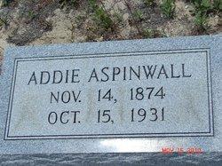 Addie <i>Carter</i> Aspinwall