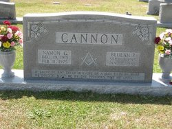 Beulah <i>Phillips</i> Cannon