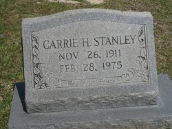 Carrie <i>Huffman</i> Stanley