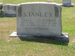 Julia <i>Carney</i> Stanley