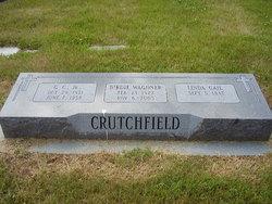 G C Crutchfield, Jr
