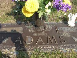 Blanche Cynthia <i>Owen</i> Adams