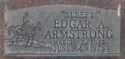 Edgar A Armstrong
