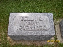 Della Blanche <i>Chilcott</i> Carr