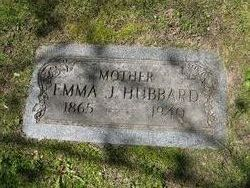 Emma Jane <i>Brown</i> Hubbard