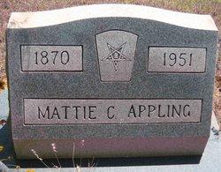 Mattiel Louise Mattie <i>Carr</i> Appling
