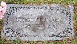 George Philip Abel, Jr