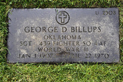 George David Billups