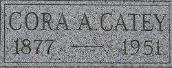 Cora A. Catey