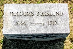 Holcomb Borklund