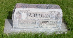 John Paul Ablutz, Jr