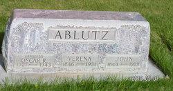 Verena <i>Hochuli</i> Ablutz