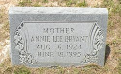 Annie Lee Bryant