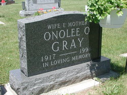 Onolee O Gray