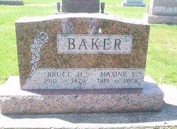 Maxine L <i>Rinehart</i> Baker