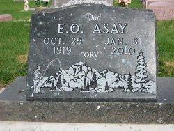 Edward Orvin Orv Asay