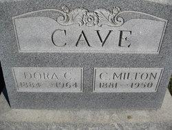 Dora Cornelia <i>Richards</i> Cave