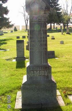 Agnes Jane <i>Kerr</i> Amon