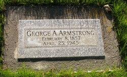 George Albert Doc Armstrong, Sr