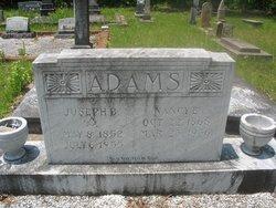 Nancy Ella <i>Adamson</i> Adams