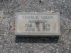 Charlie Green Adamson