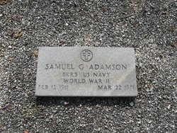 Samuel Gerson Adamson