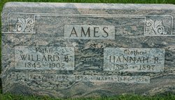 Hannah R <i>Sluman</i> Ames